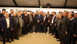 Başkan Çiftçi STK Temsilcileriyle Toplantı Yaptı