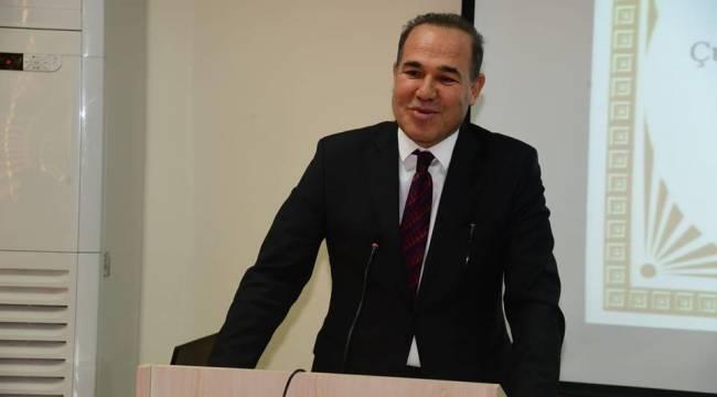 Başkan Hüseyin Sözlü'den Fatih Bucak'a Destek