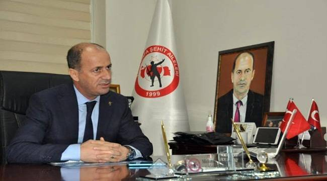 Başkan Yavuz'dan Bakan Hulusi Akar'a destek