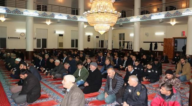 Beşiktaş Şehitleri İçin Mevlit Okutuldu