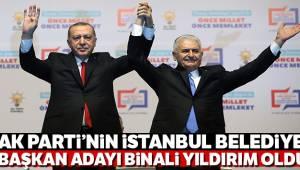 Binali Yıldırım Her İstanbullunun başkanı olacağım