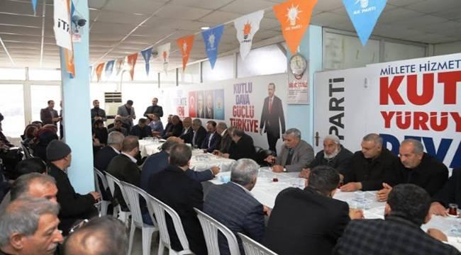 Birecik Belediyesinde Koordinasyon Toplantısı