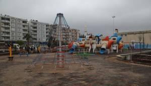 Birecik Şehir Parkı Hizmete Açıldı