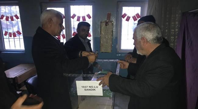 Birecik Ziraat Odası Delege Seçimi Yapıldı