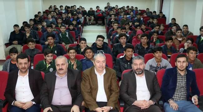 Büyükşehir'den Öğrencilere Sinema Gösterimi