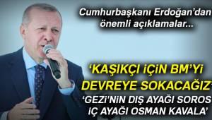 Cumhurbaşkanı Erdoğan Kaşıkçı için BM'yi Devreye Sokacağız