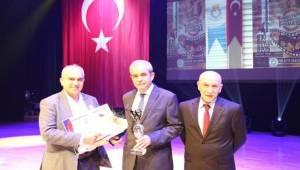 Demirkol'a Göbeklitepe Tanıtım Ödülü Verildi
