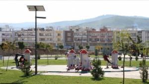 Demirkol Haliliye'ye 33 Yeni Park Kazandırdı