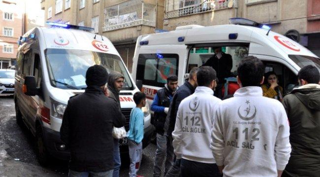 Diyarbakır'da Karbonmonoksit Zehirlenmesi