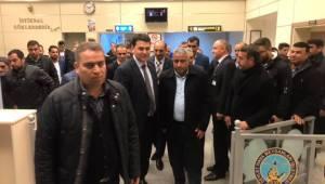 DP Başkanı Gültekin Uysal Şanlıurfa'ya Geldi
