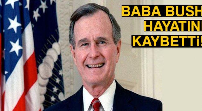 Eski ABD Başkanı George H. W. Bush Hayatını Kaybetti