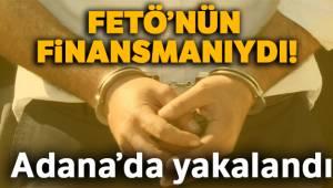 FETÖ'nün Finansçısı Gaybubet Evinde Yakalandı