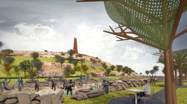 Gaziantep'te Milli Mücadele Tabiat Parkı Kuracak