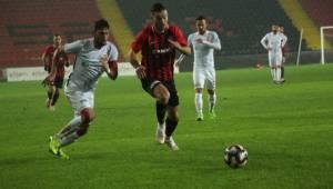 Gazişehir Gaziantep Balıkesirspor Baltok'a Mağlup Oldu