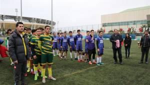 Gençler Futbol Müsabakaları Sona Erdi