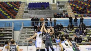 Haliliye Basketbol Gemlik'i Mağlup Etti