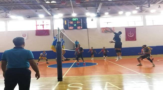 Haliliye Belediyesi Voleybol Takımı Mağlup Oldu