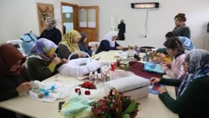 Haliliye'de 5 Bin Kadın Meslek Öğrendi
