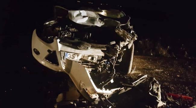 Harran Çatında Kaza 1 Ölü 11 Yaralı
