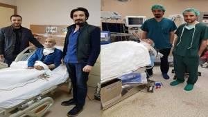 İleri Evre Gırtlak (Larenks) Kanseri Ameliyatı Yapıldı