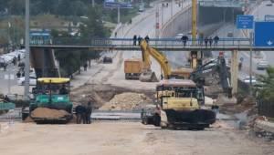 Karakoyun Viyadük ve Köprülü Kavşağı İlerliyor