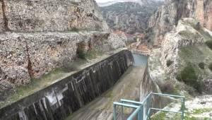 Kartalkaya Barajı son 6 yılın en iyi seviyesinde