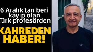 Kayıp Türk Profesör Kolombiya'da Ölü Bulundu