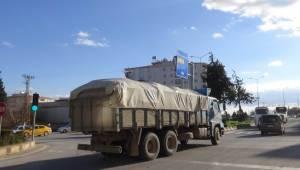 Komandolar Suriye'ye Hareket Etti