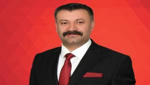 Mahmut Sayık MHP Haliliye İlçe Başkanlığına Getirildi