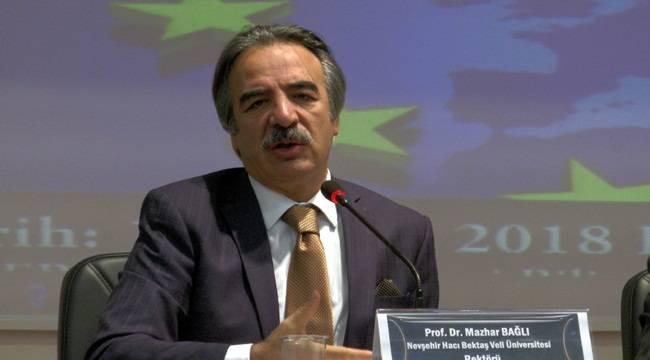 Mazhar Bağlı, AB FETÖ ve PKK'yı Kolluyor