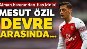Mesut Özil Arsenal'dan Ayrılıyor