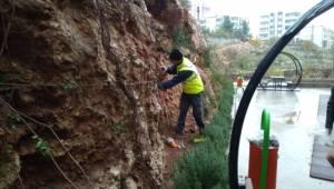 Mta, Mardin'de Bulunan Fosilleri İnceledi