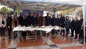 Nazilli Ak Gençlerinden Urfa'daki Öğrencilere Yardım