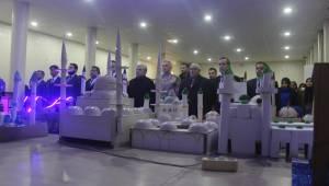 Öğrenciler Mimar Sinan'ın Eserlerini Yaptı
