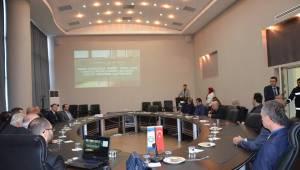 Osmanbey Kampus Alanı 3 Boyutlu Master Planı Çalıştayı