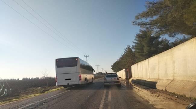 Özel Harekatçılar Urfa'ya Gelmeye Başladı