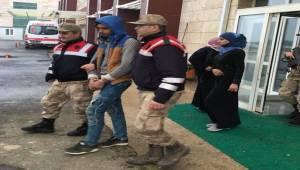 PKK'lı 2 Kardeş Tutuklandı