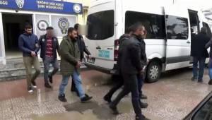 PKK Propagandası Yapan 10 Kişi Tutuklandı