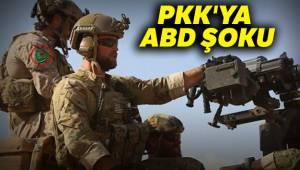 PKK'ya ABD şoku