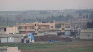 PYD YGP Rasulayn'da Mevzi Kazdı