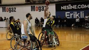 Şanlıurfa Büyükşehir Beşiktaş'a Mağlup Oldu
