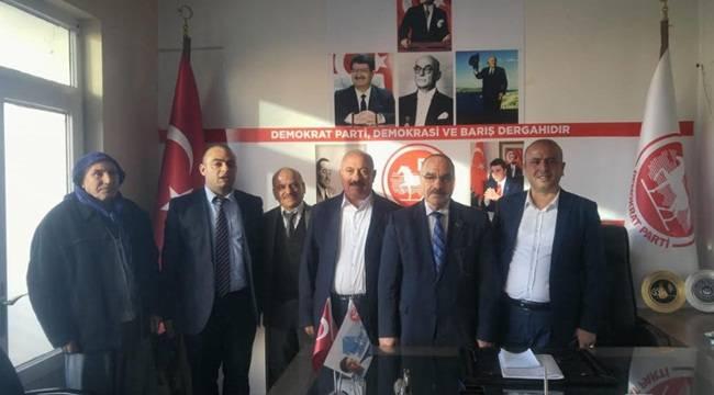 Şanlıurfa'da Demokrat Partiye Katılım