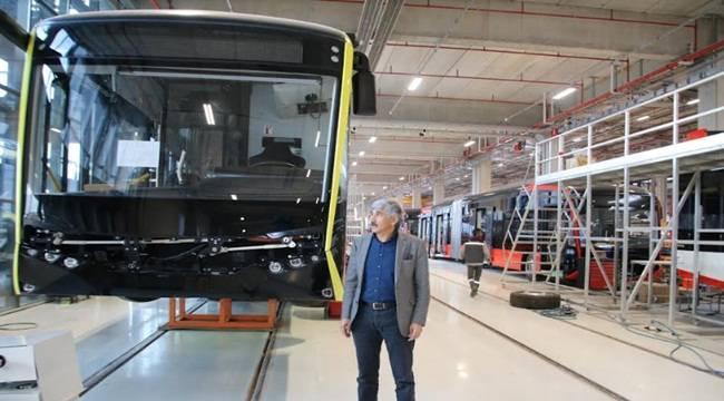 Şanlıurfa'da Trambüs Projesi Devam Ediyor