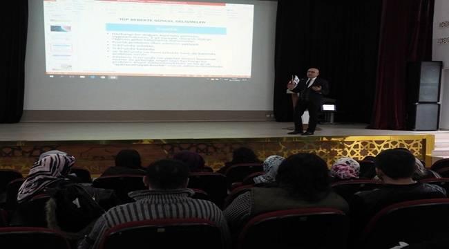 Şanlıurfa'da Tüp Bebek Konferansı