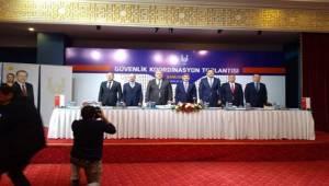 Sınır Ötesi Harekat Değerlendime Toplantısı Yapıldı