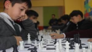 Siverek'te Santranç Turnuvası