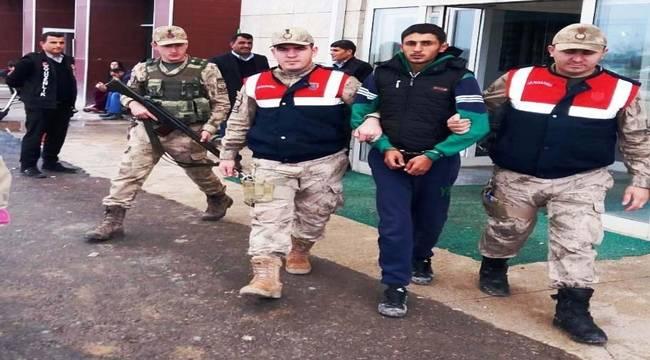 Suriye Uyruklu 1 Terörist Yakalandı