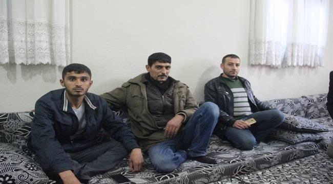 Suriyeliler Operasyona Tam Destek Verdi