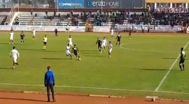 Tokatspor 1- Şanlıurfaspor 1