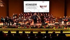 Türk Halk Müziği Korosu Tam Not Aldı